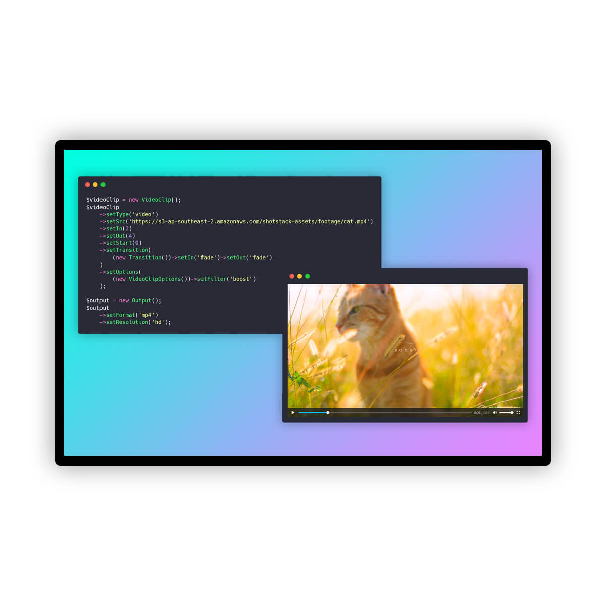 Shotstack - The Cloud Video Editing API